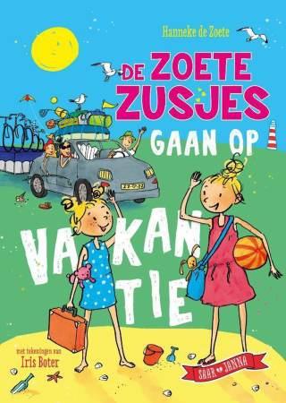 Boek Zoete Zusjes Gaan Op Vakantie