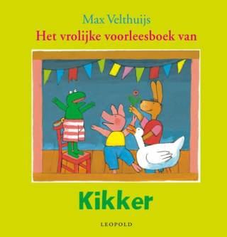 Vrolijke voorleesboek van Kikker