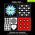 Baby ziet... - kijkboek met spiegeltje 0-6 maanden